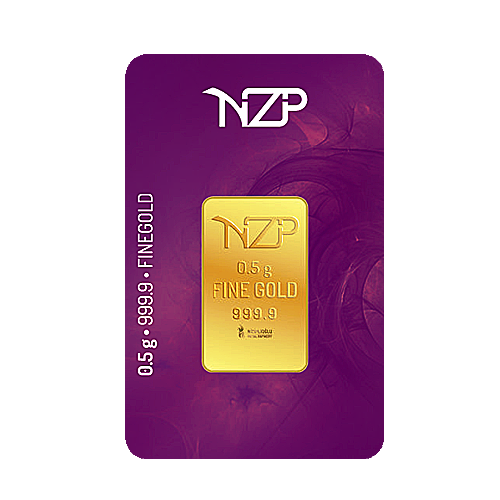 Nzp Gold Goldbarren 0,5 Gramm