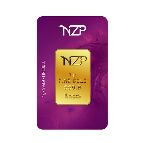 Nzp Gold Goldbarren 1 Gramm