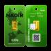 Nadir Mini Goldbarren 0,10 Gramm