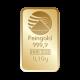 Goldbarren Pim