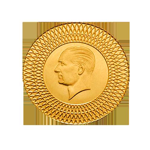 Ziynet Gold 1 Gramm Goldmünze  / Ziynet Gram Altin