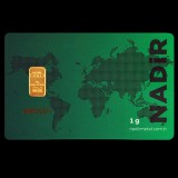 Nadir Goldbarren 1 Gramm